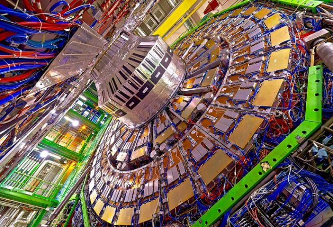 New particle at the Large Hadron Collider