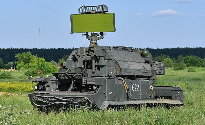 Russia develops directed energy weapons