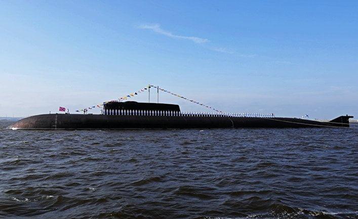 Russia in Baltic Sea