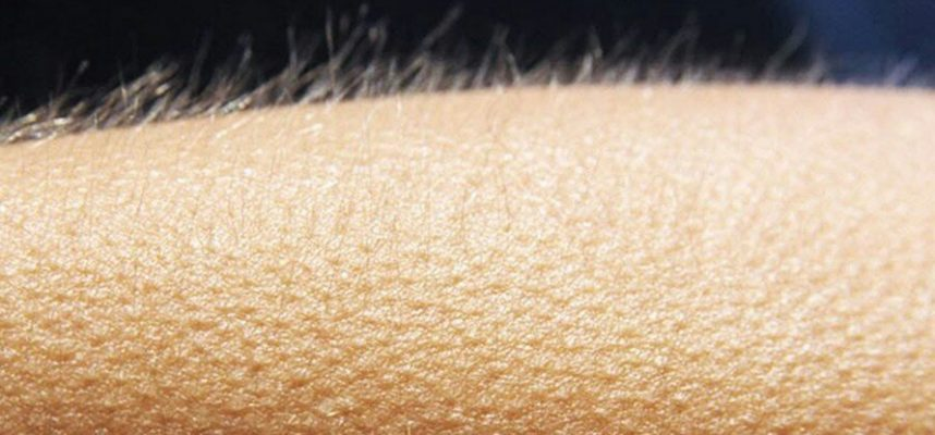 Science finally explains the cause of goosebumps