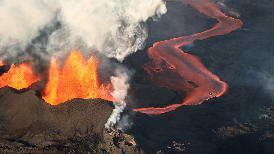Scientist warned of upcoming global volcanic eruptions that could affect the entire planet