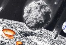 Scientists ice age was caused by asteroid rain