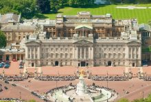 Secret rooms discovered in Buckingham Palace