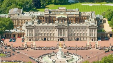 Photo of Secret rooms discovered in Buckingham Palace