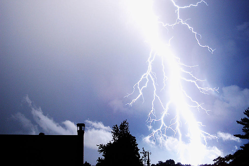 Strong thunderstorms
