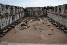 Temple of Apollo in Didim