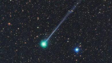 The brightest comet