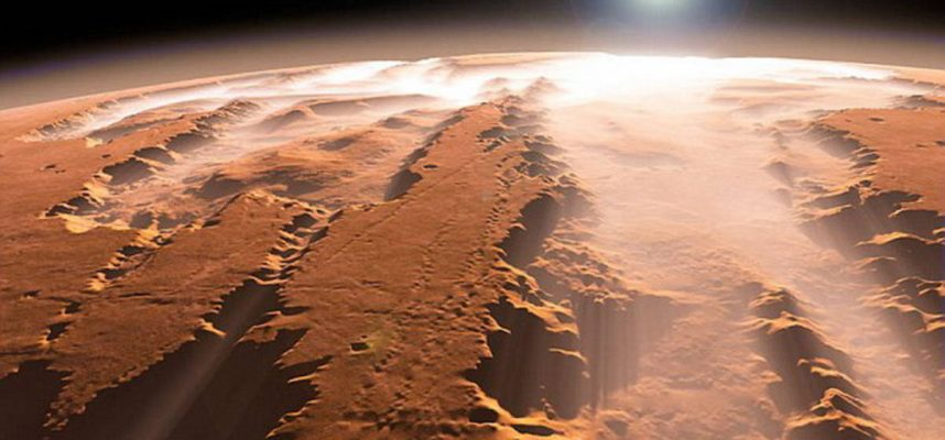 The expert insists that Mars was inhabited