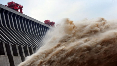 Photo of The world's largest Three Gorges Dam can break through at any time
