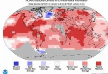 There is a place on Earth where it gets colder rather than hotter New study answers why