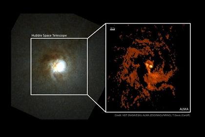 ghost galaxy