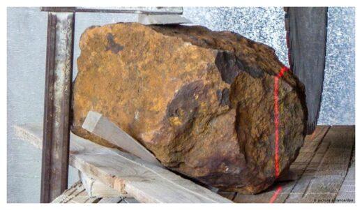 meteorite germany