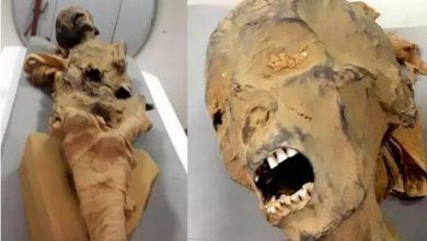 screaming mummy