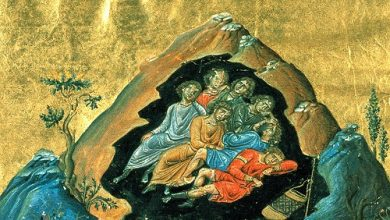 seven sleeping youths