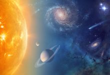 Aliens collect data about the Earth to map the universe