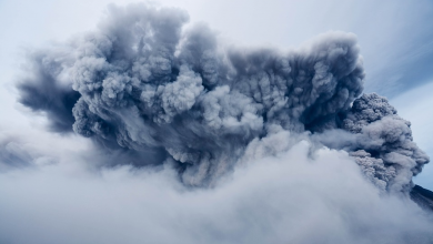 Chinas Weishan volcano recharging a powerful eruption is possible in the future