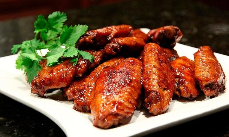 Coronavirus brought to China with chicken wings