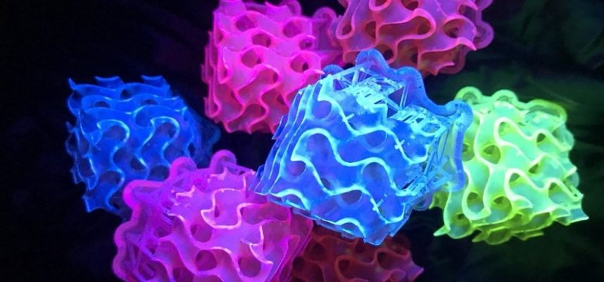 Created the brightest fluorescent materials to date