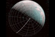 Ice on the largest moon has turned into a strange substance