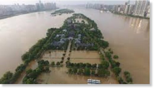 More than 54 8 million people affected by floods in China
