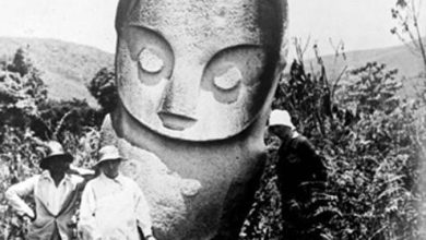 Scientists have solved the mystery of giant statues in the jungle of Indonesia