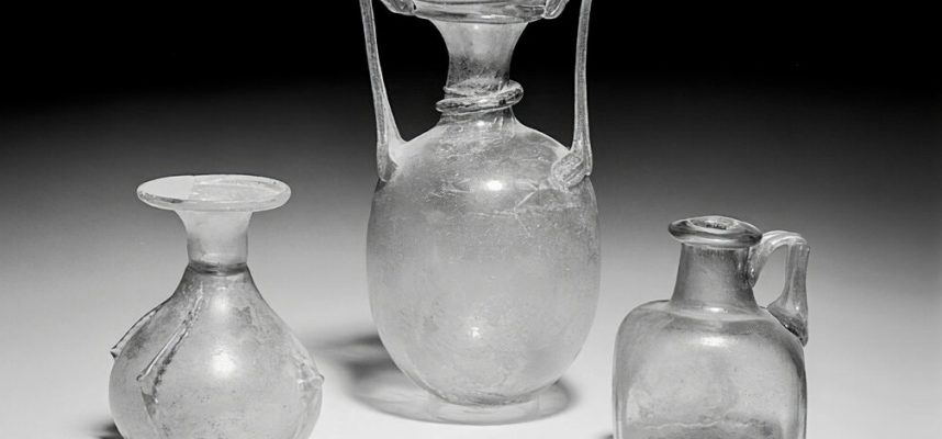 The Romans called it Alexandrian glass Where does it actually come from