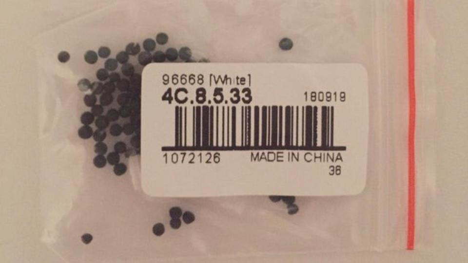 The mystery of Chinese parcels with incomprehensible seeds revealed