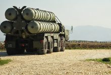 Turkey tested the S 400 on American fighters