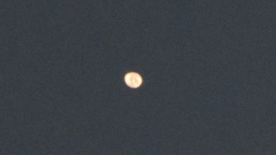 UFO over St Louis US