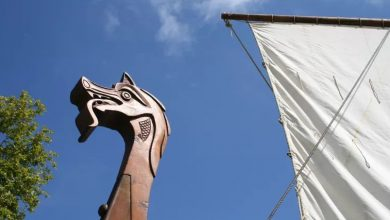 Viking waterway found in Scotland