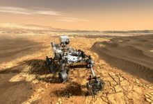 Acids could destroy evidence of life on Mars