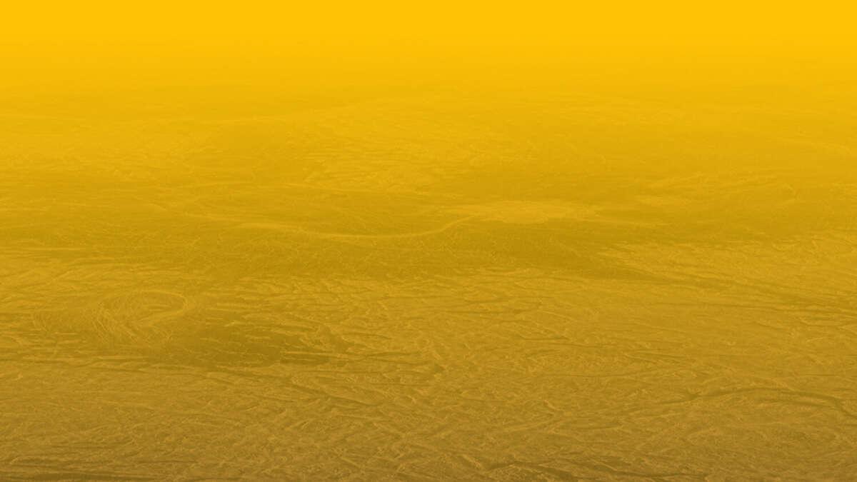 Ancient layered rocks on Venus are of volcanic origin