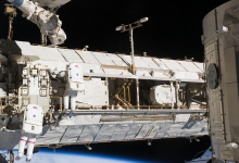 ISS cannot find an air leak what will happen if they still cannot detect it