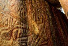 Petroglify v Shri Lanke d 850