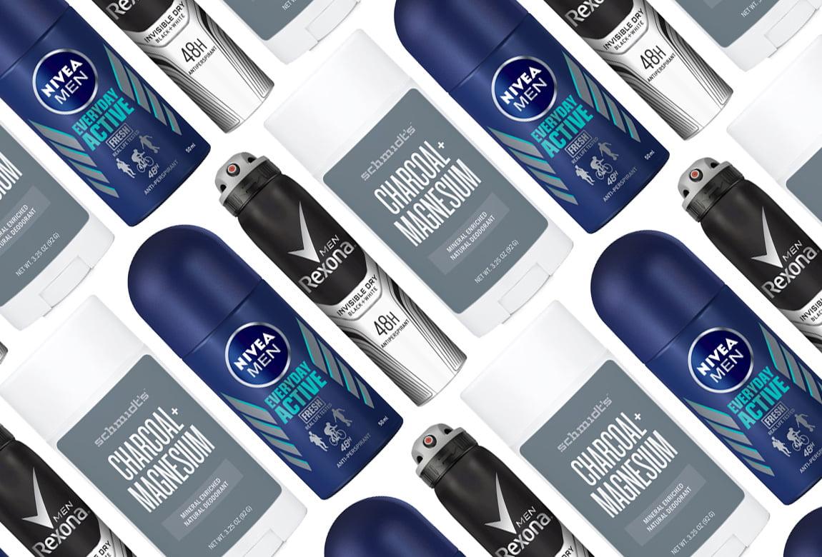 the best smelling deodorants for men
