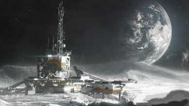 will build a nuclear reactor on the moon