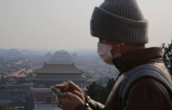 15 of coronavirus victims worldwide attributed to air pollution