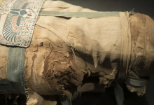 Found 4 500 year old mummy could change ancient Egyptian history