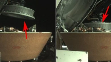 Leakage of Bennu samples fixed The space probe will take them to Earth