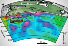 Lost tectonic plate found under the Pacific Ocean