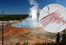 More than 200 earthquakes hit Yellowstone in September