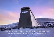 Oreo built a cookie shelter in case of apocalypse