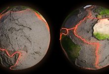 Scientists have restored the lost tectonic plate