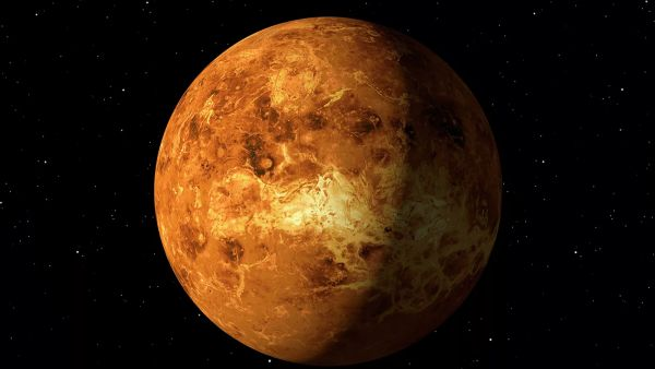 Second sign of life found on Venus