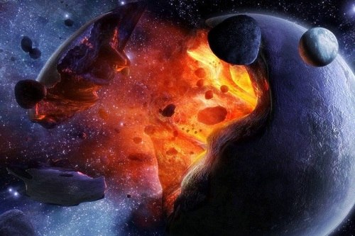 Secrets of Phaethon The planet died due to a nuclear war