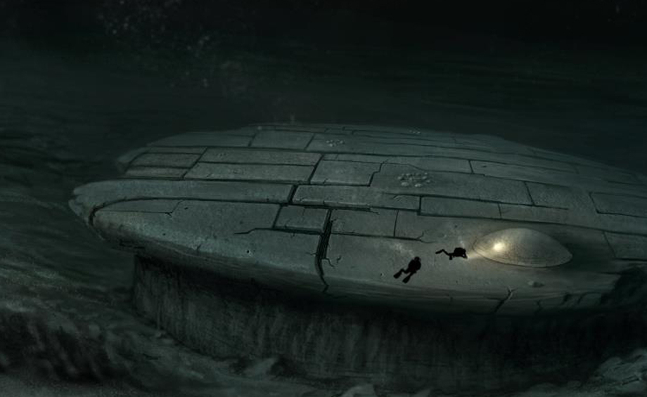The mystery of the spaceship at the bottom of the Baltic Sea is revealed