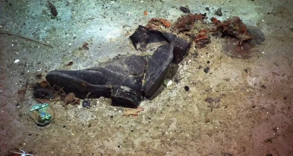 There may still be human remains inside the Titanic