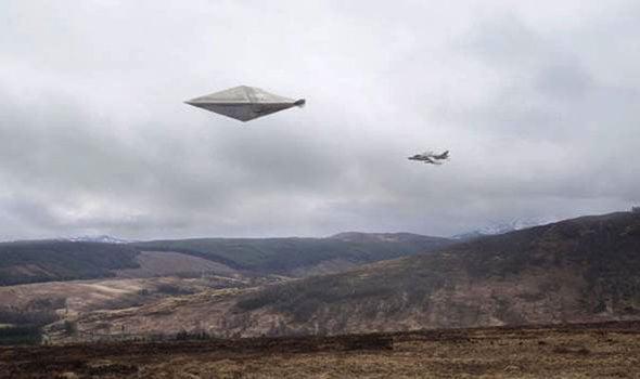 UK UFO case to be kept secret until 2072