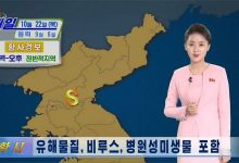 Yellow dust containing coronavirus follows from China to North Korea Korean authorities sounded the alarm