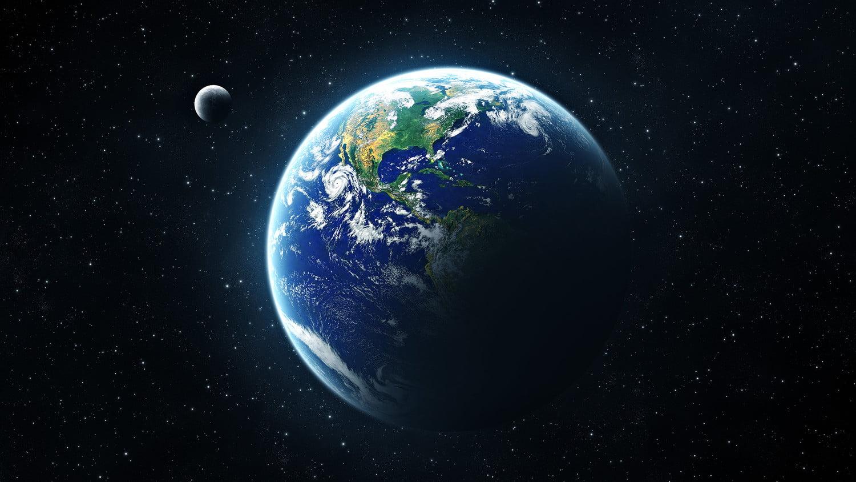 An artificial object appeared in Earths orbit